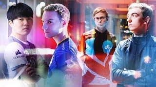 2018 World Championship Semifinals Tease