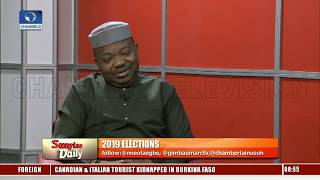 General Election: Observer Groups Should Have Access To INEC's Situation Room - Odumakin