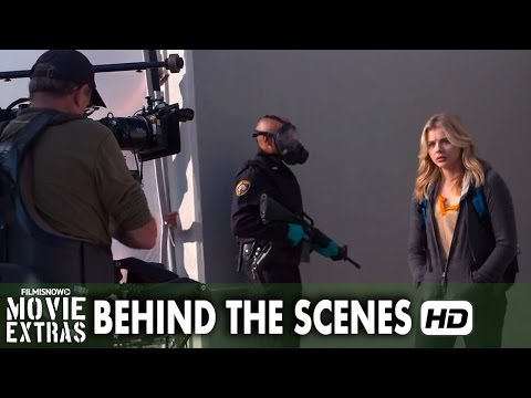 The 5th Wave (2016) Behind The Scenes - Part 1/2