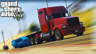 Grand Theft Auto 5 - Fails #44 (Funny Moments Compilation)