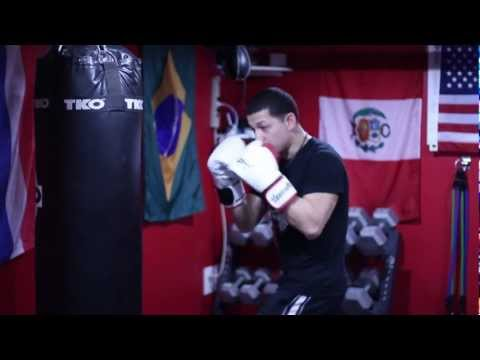Heavy Bag Training: Burnouts Image 1