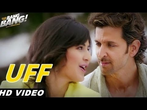 UFF | Full Video Song HD | Bang Bang | Hrithik Roshan | Katrina Kaif | HD 1080p