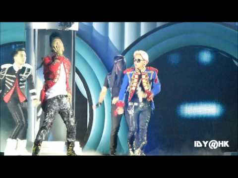 20120728 BIGBANG ALIVE TOUR IN GUANGZHOU - OPENING (G-DRAGON) Music Videos