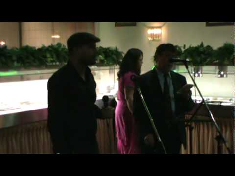 Awaz Do Humko Hum Kho Gaye Zeeshan & Noor Live Performance.