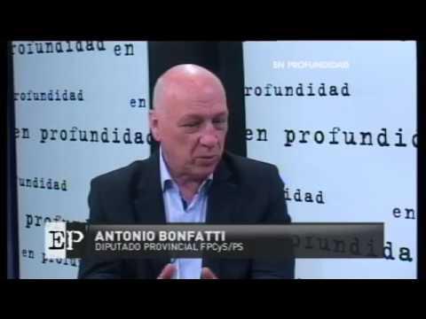 Bonfatti aseguró que el 2018 debe ser el año de la reforma constitucional en Santa Fe