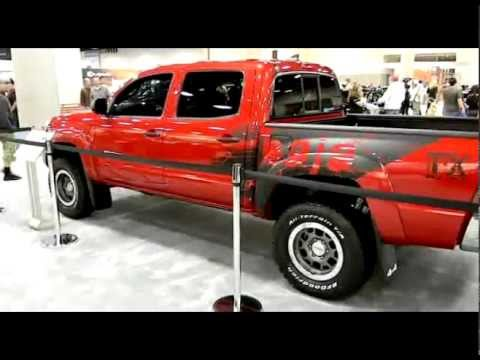 Auto Racing Parts  Diego on 2012 San Diego International Auto Show Toyota S Newest Special Edition