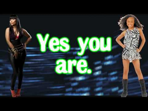 "Cymphonique ""Tempo"" (feat. Nicki Minaj) Lyrics"