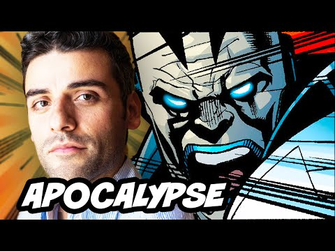 X Men Apocalypse Movie - Oscar Isaac Is Apocalypse
