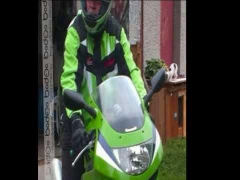 ja a sezona2013 moto Kawasaki ZX-R6