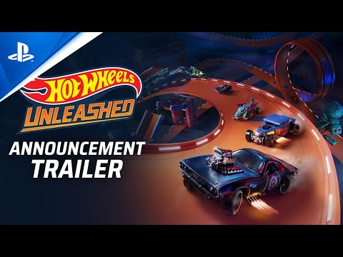 Hot Wheels Unleashed - Announcement Trailer   PS5, PS4