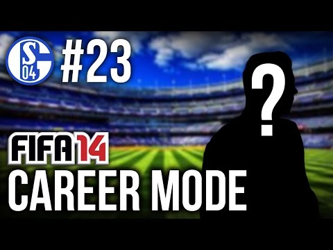 FIFA 14: Career Mode - Schalke 23 - HUGE ST REPLACEMENT!!!