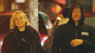 Diane Kruger and Norman Reedus Pack on Some Serious PDA During Date Night in NYC