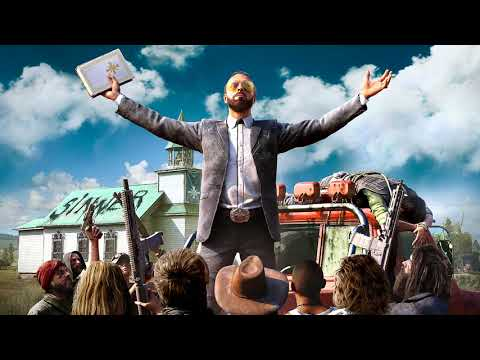 Far Cry 5 OST: The Platters - Only You (Walk Away Ending)