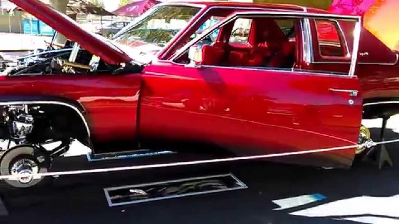 Cadillac Lowrider Stockton Lowrider Cars Impala
