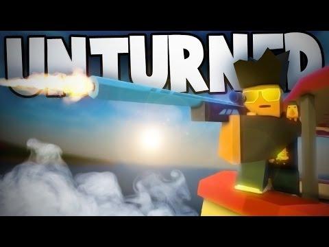 Unturned: PEI Arena Mode Gameplay | Cape Rock + Timberwolf = ???