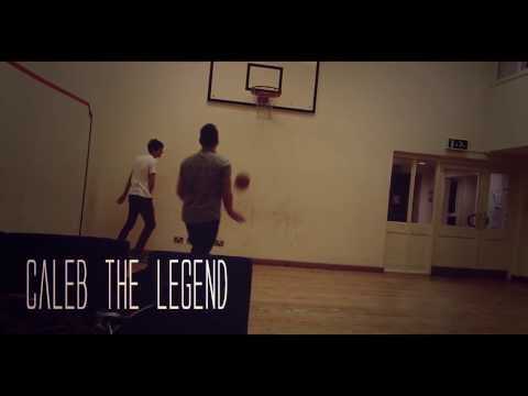 OCE Basket Ball Trick Shot.