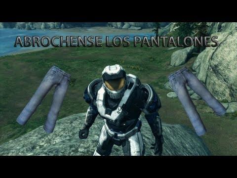 Abróchense Los Pantalones - Machinima de Halo Reach