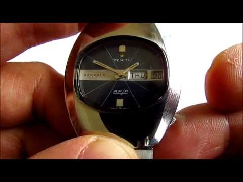 Movado Zenith Watch 05 Movado Watch Big Picture Collection