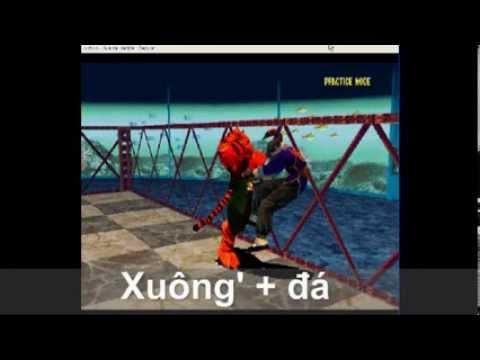 Hướng dẫn tuyệt chiêu của Shenlong
