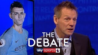 Are Manchester City the right club for Phil Foden? | Pearce & Bellamy | The Debate