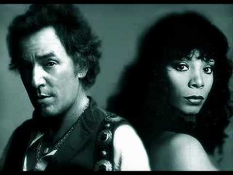 Bruce Springsteen and Donna Summer- Protection-Fan Mix