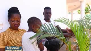 Omulamwa: Omusajja teyekakasa mwana we ayagala ku mutwala ku DNA!