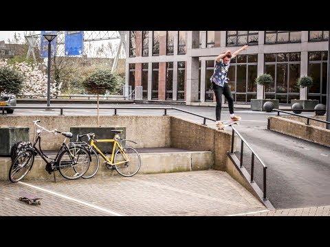 Jaap Langenhoff Street Part 2017