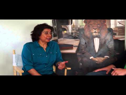 Lion In The Cubicle: Laura Diaz Interview video