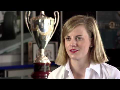 British racing driver Susie Wolff shares her motorsport journey and why she is proud to be British