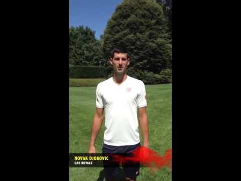 Novak Djokovic - IPTL
