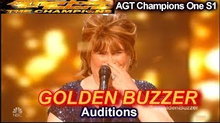 Susan Boyle 34 Wild Horses 34 Wins Golden Buzzer Audition America 39 S Got Talent The Champions One Agt