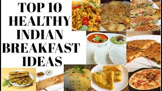 10 Healthy Breakfast Options for a week • PURE VEG