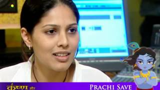 Krishna Aur Kans - Prachi Save  Voice for Krishna in