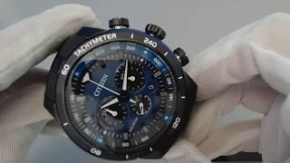 Men's Citizen Eco Drive Chronograph Solar Watch CA4155 04L