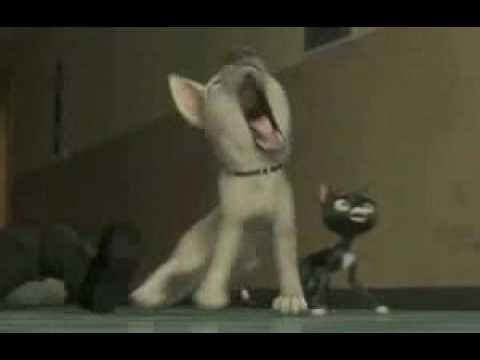 Disney: Bolt - Movie Clip - Mittens Rescue Scene video