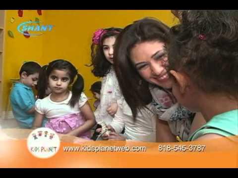 International Children's Day - Kids Planet Armenian - American Magnet Preschool