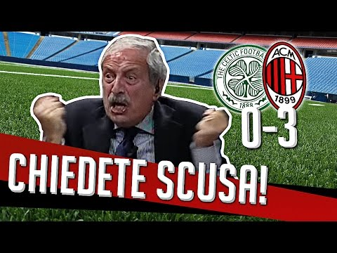 DS 7Gold - (CELTIC MILAN 0 3) CHIEDETE SCUSA!