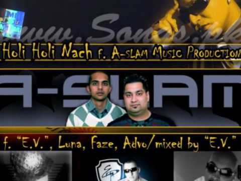 Taz (Stereo Nation) f. A-slam music productions - Holi Holi...