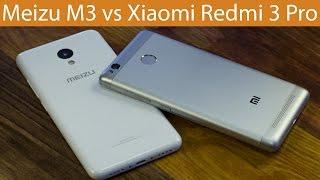Xiaomi Redmi 3 Pro VS Meizu M3 сравнение. Выбираем лучший смартфон за 100-150$! Мнение FERUMM LIVE