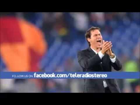 Rudi Garcia 01.08.2014 (RomaChannel)