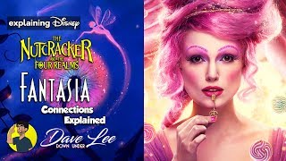 NUTCRACKER AND THE FOUR REALMS & FANTASIA Connections Explained (Easter Eggs & References)