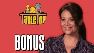 Meredith Salenger Extended Interview from Qwirkle and 12 Days - TableTop S02E16