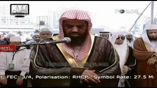 Sheikh Shuraim Jumma Salah India November 2011