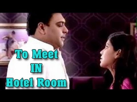 Priya TO MEET Ram Kapoor in HOTEL ROOM in Bade Acche Lagte Hain 18th July 2012