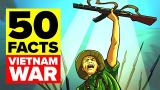 50 Insane Facts About Vietnam War You Didn't Know