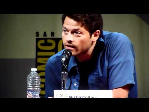 San Diego Comic-Con 2011 Supernatural Sunday July 24th Panel *A Fan ask's ...