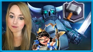 💎LADDER PUSHING +5100 WITH PEKKA HOG DECK | GRAND CHALLENGE | 💎CLASH ROYALE 💎