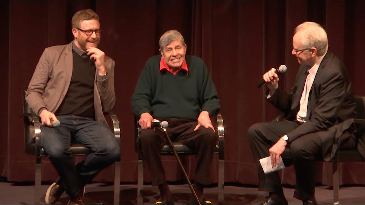 Jerry Lewis in conversation with Daniel Noah and David Kehr | FULL Q&A
