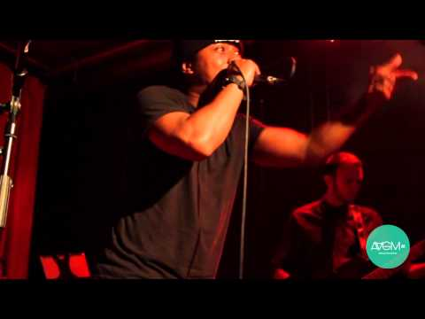 TJ Lyricz | Off My Chest Freestyle (AllAboutGoodMusic Live, Sept '13)