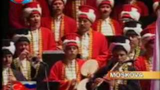 Katusha - Ottoman Military Band and Red Army Choir